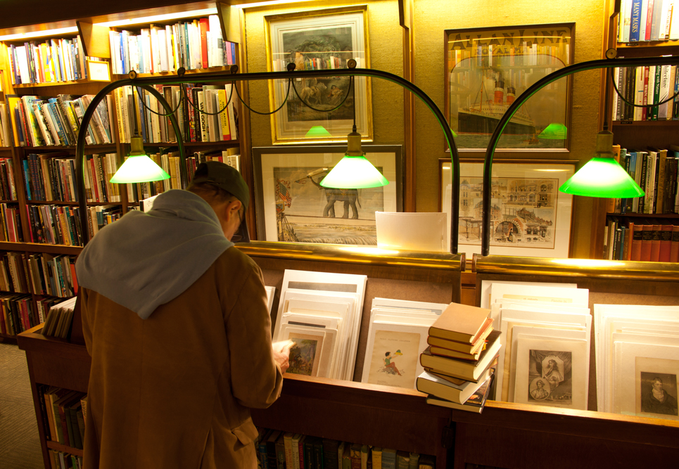 Argosy book store founded in 1925 fandeluxe Image collections