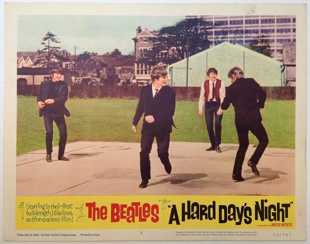 Image result for a hard days night images