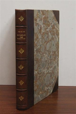 The Butterflies of Great Britain with Their Transformations, Delineated and Described. J. O. WESTWOOD.