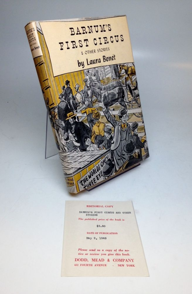 Barnum's First Circus and Other Stories. Laura BENET.