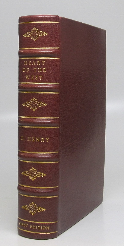 Heart of the West. O. HENRY.