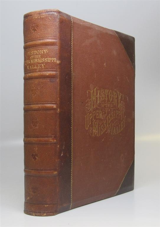 History of the Upper Mississippi Valley; Containing the Geology of the Upper Mississippi and Saint Louis Valleys. N. H. WINCHELL.