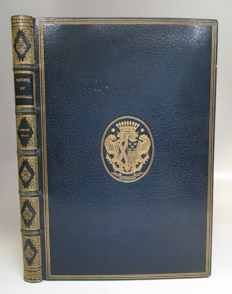 The Historie of the Uniting of the Kingdom of Portugall to the Crowne of Castill: Containing the last warres of the Portugals against the Moores of Africke, the end of the house of Portugall, and change of that Government. Girolamo Franchi di CONESTAGGIO.