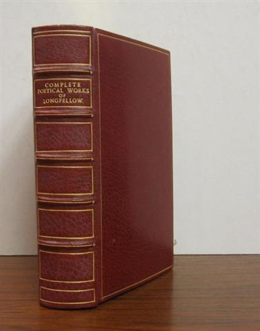 The Complete Poetical Works. Henry Wadsworth LONGFELLOW.