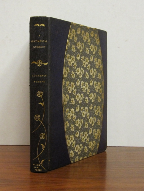 A Sentimental Journey Through France and Italy. Laurence STERNE.