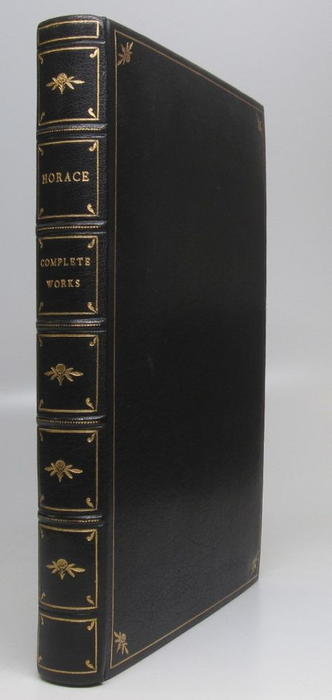 The Complete Works of Horace (Quintus Horatius Flaccus). HORACE.