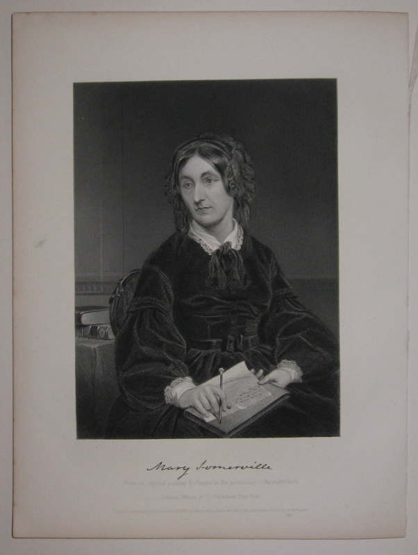 Mary Somerville. UNKNOWN.