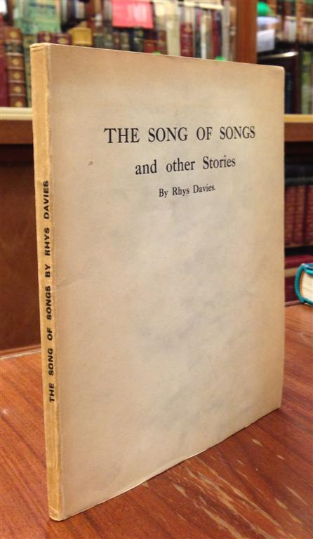 The Song of Songs and Other Stories. Rhys DAVIES.