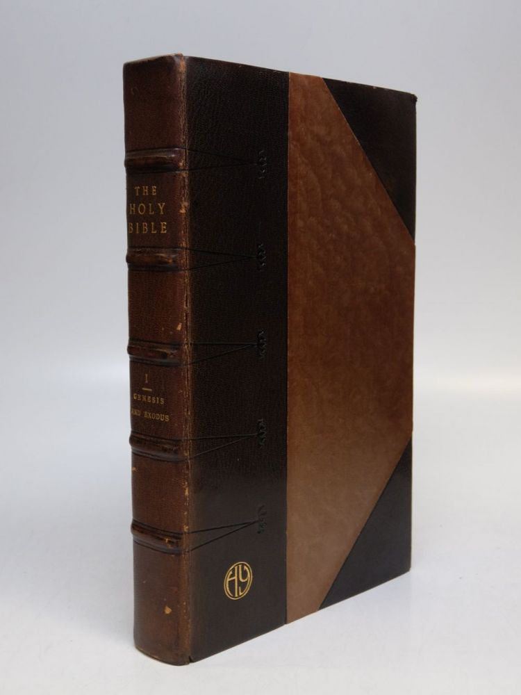 The Holy Bible: Containing the Old and New Testaments and the Apocrypha. BIBLE.