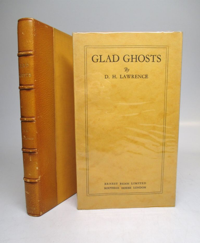 Glad Ghosts. D. H. LAWRENCE.