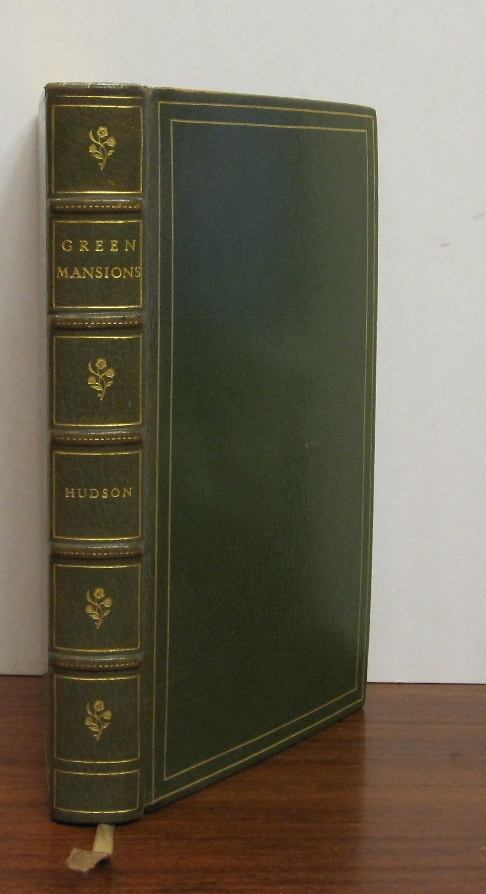 Green Mansions: A Romance of the Tropical Forest. W. H. HUDSON.