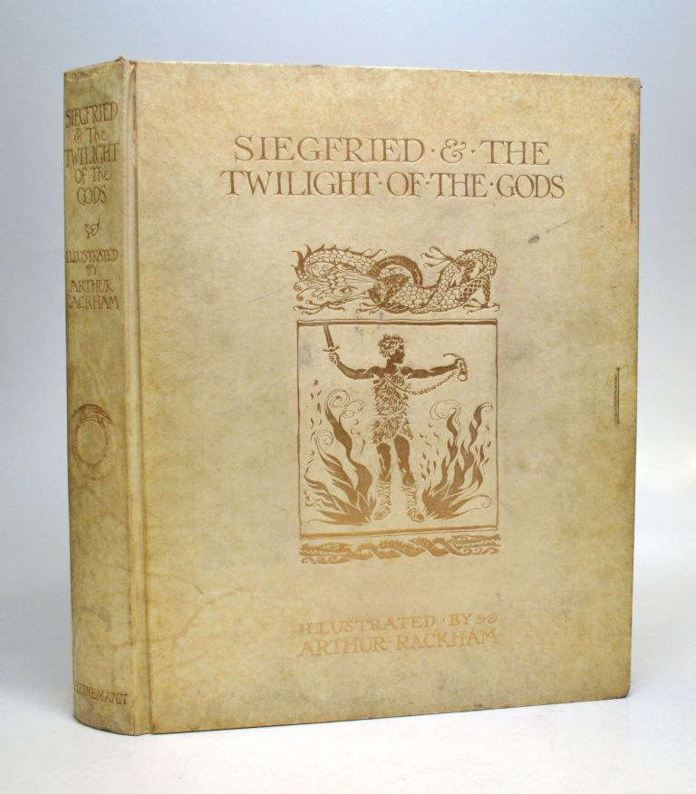 Siegfried and the Twilight of the Gods. Part II of the Ring of the Nibelung series. Richard WAGNER.
