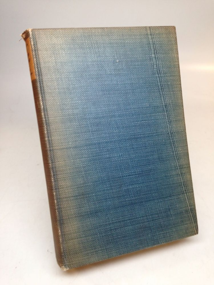 A Williams Anthology; A Collection of the Verse and Prose of Williams College, 1798-1910. Edwin Partridge LEHMAN, Julian PARK, compilers.