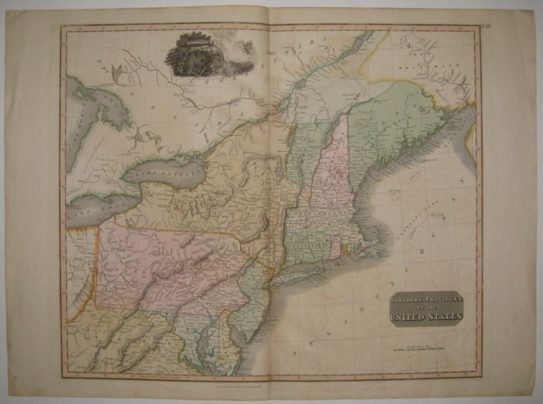 Northern Provinces of the United States. John THOMSON.