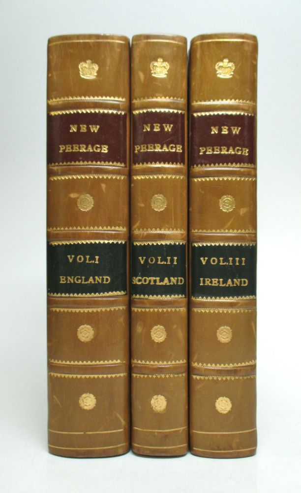 The Peerage of England, Scotland, and Ireland; or, the Ancient and Present State of the Nobility. ANONYMOUS.