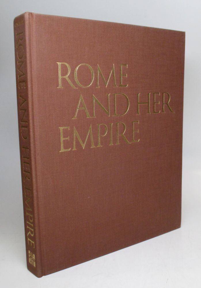 Rome and Her Empire. Barry CUNLIFFE.