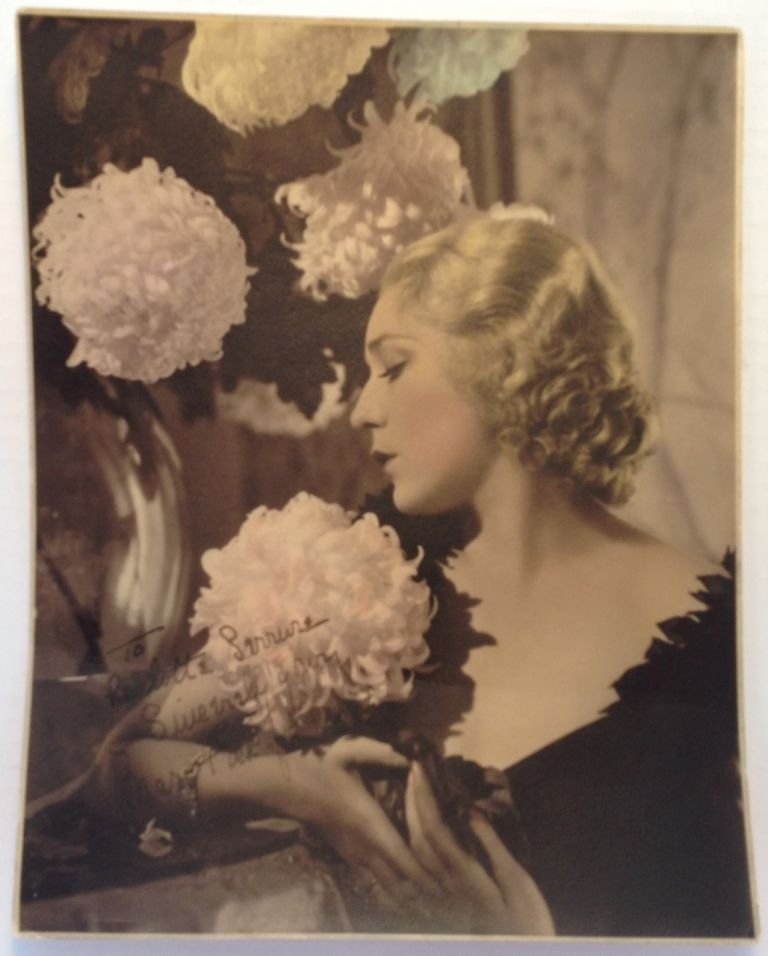 Inscribed Vintage Photograph. Mary PICKFORD, 1892 - 1979.