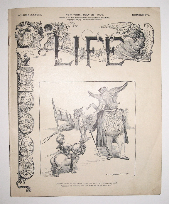 Life [July 25, 1901]. ANONYMOUS.