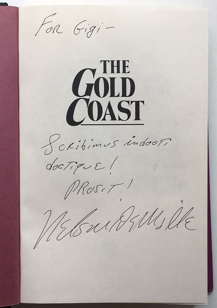 The Gold Coast. Nelson DEMILLE.