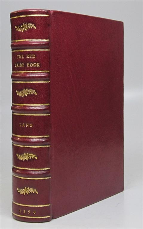 The Red Fairy Book. Andrew LANG, ed.