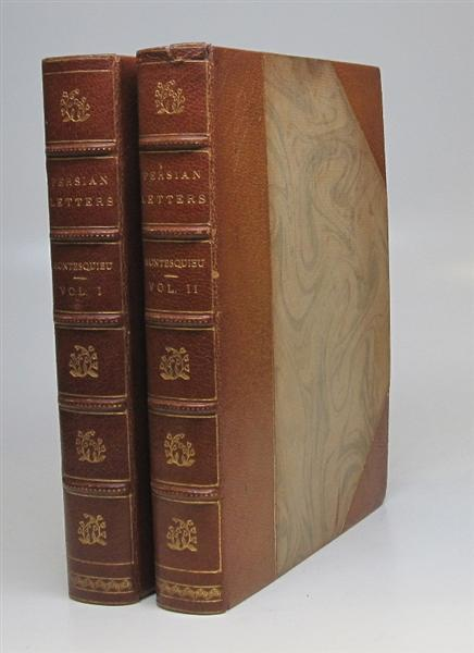 Persian Letters. Charles MONTESQUIEU.