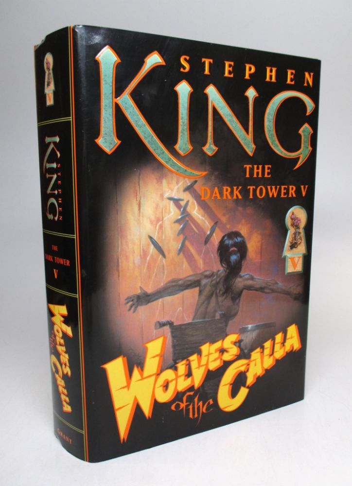 The Dark Tower V: Wolves of the Calla. Stephen KING.