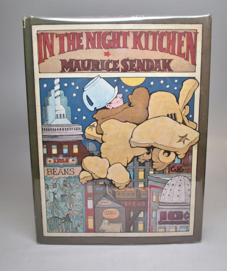 In The Night Kitchen. Maurice SENDAK.