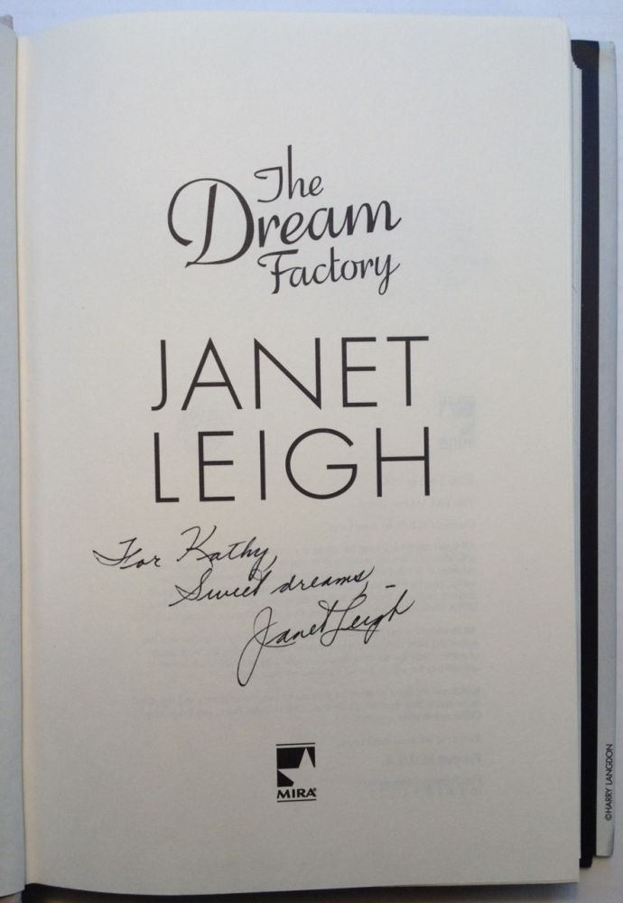 The Dream Factory. Janet LEIGH.