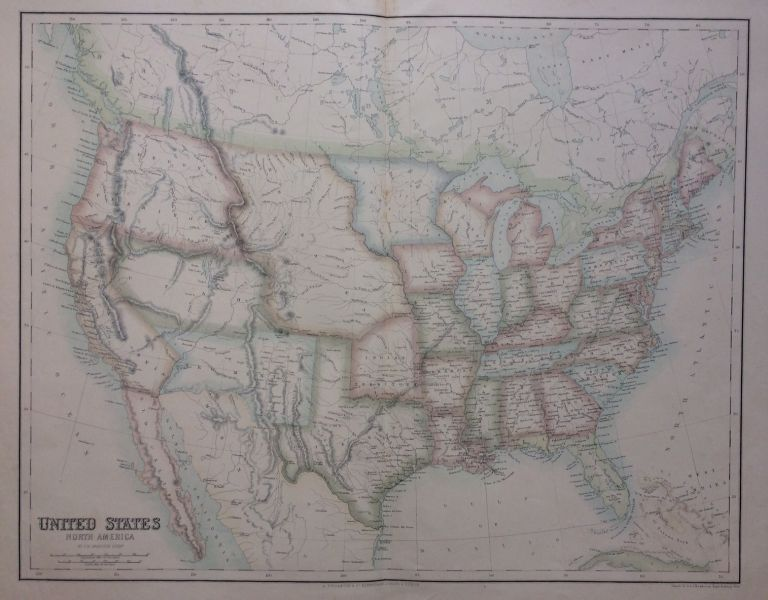 United States North America. G. H. SWANSTON.