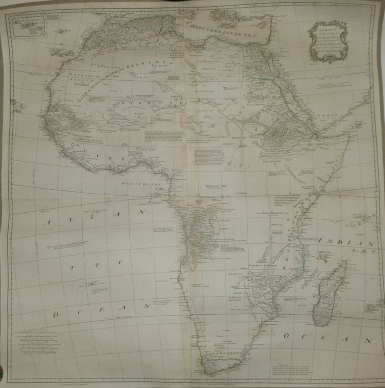 Africa Performed by the Sr. Danville Under the Patronage of the Duke of Orleans. BOLTON Mr.