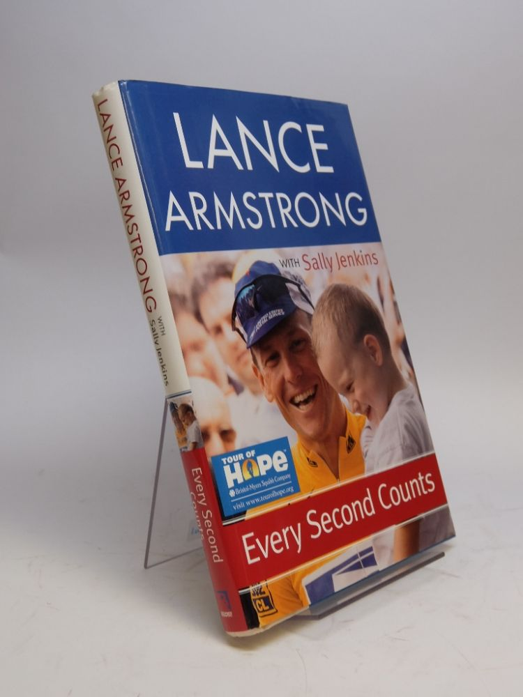 Every Second Counts. Lance ARMSTRONG, Sally JENKINS.