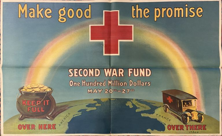 Make Good the Promise. Second War Fund.