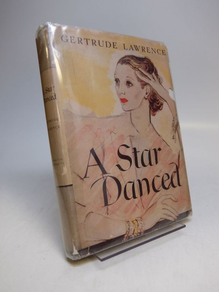 A Star Danced. Gertrude LAWRENCE.
