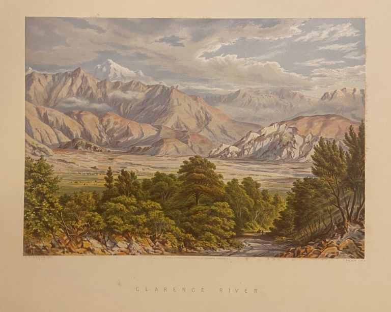 Clarence River. Charles D. BARRAUD.