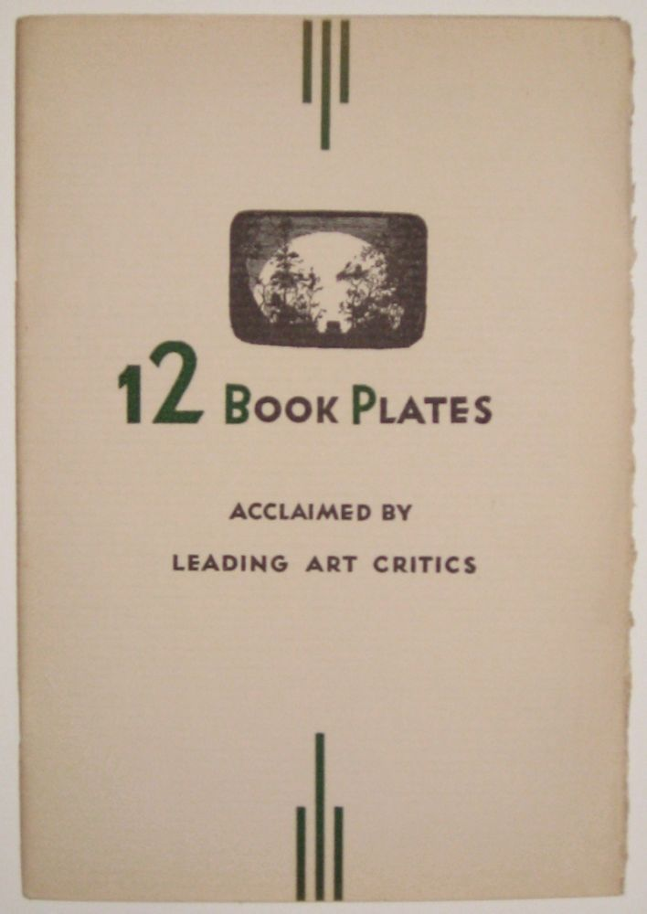 A Choice of Book Plates by one of America's leading artists, Art Young. Art YOUNG.