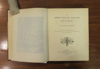 The Merrie Days of England: Sketches of the Olden Time.