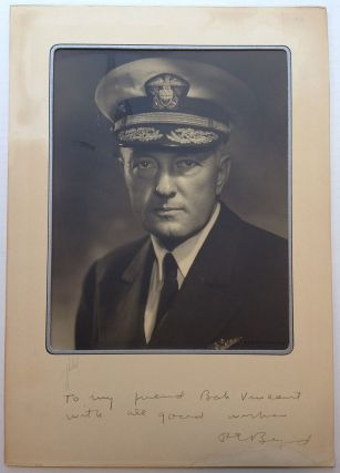 Inscribed Vintage Photograph. Richard Evelyn BYRD, 1888 - 1957
