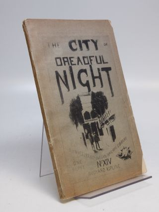 The City of Dreadful Night, and Other Places. Rudyard KIPLING