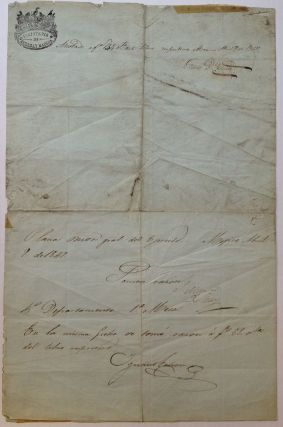 Document Signed by the President of Mexico