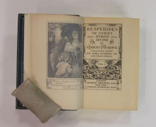 Hesperides, or the Works Both Human and Divine of...