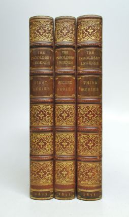 The Ingoldsby Legends; or, Myth and marvels. Richard BARHAM, Thomas Ingoldsby