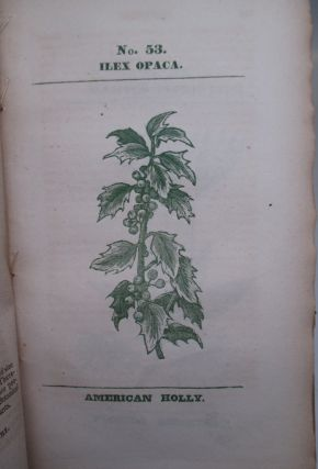 Medical Flora, or Manual of the Medical Botany of the United States of North America.