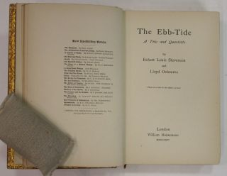 The Ebb-Tide: A Trio and Quartette.