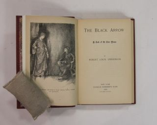 The Black Arrow; A Tale of the Two Roses.