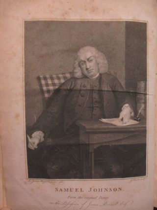 The Life of Samuel Johnson, Comprehending an Account of His Studies and Numerous Works, in Chronological Order...
