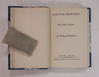 Doctor Martino and Other Stories.