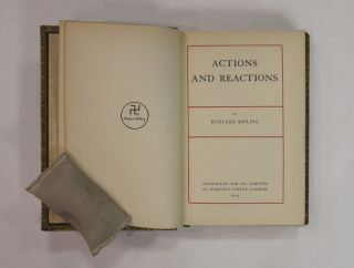 Actions and Reactions.