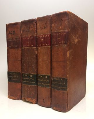 Journals of the American Congress: From 1774 to 1788. CONTINENTAL CONGRESS
