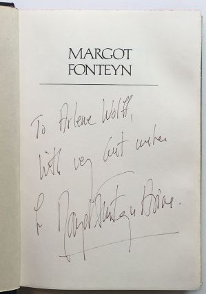 Autobiography: Margot Fonteyn. Margot FONTEYN.