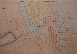 City of Marlborough. Jas. F. C. E. BIGELOW